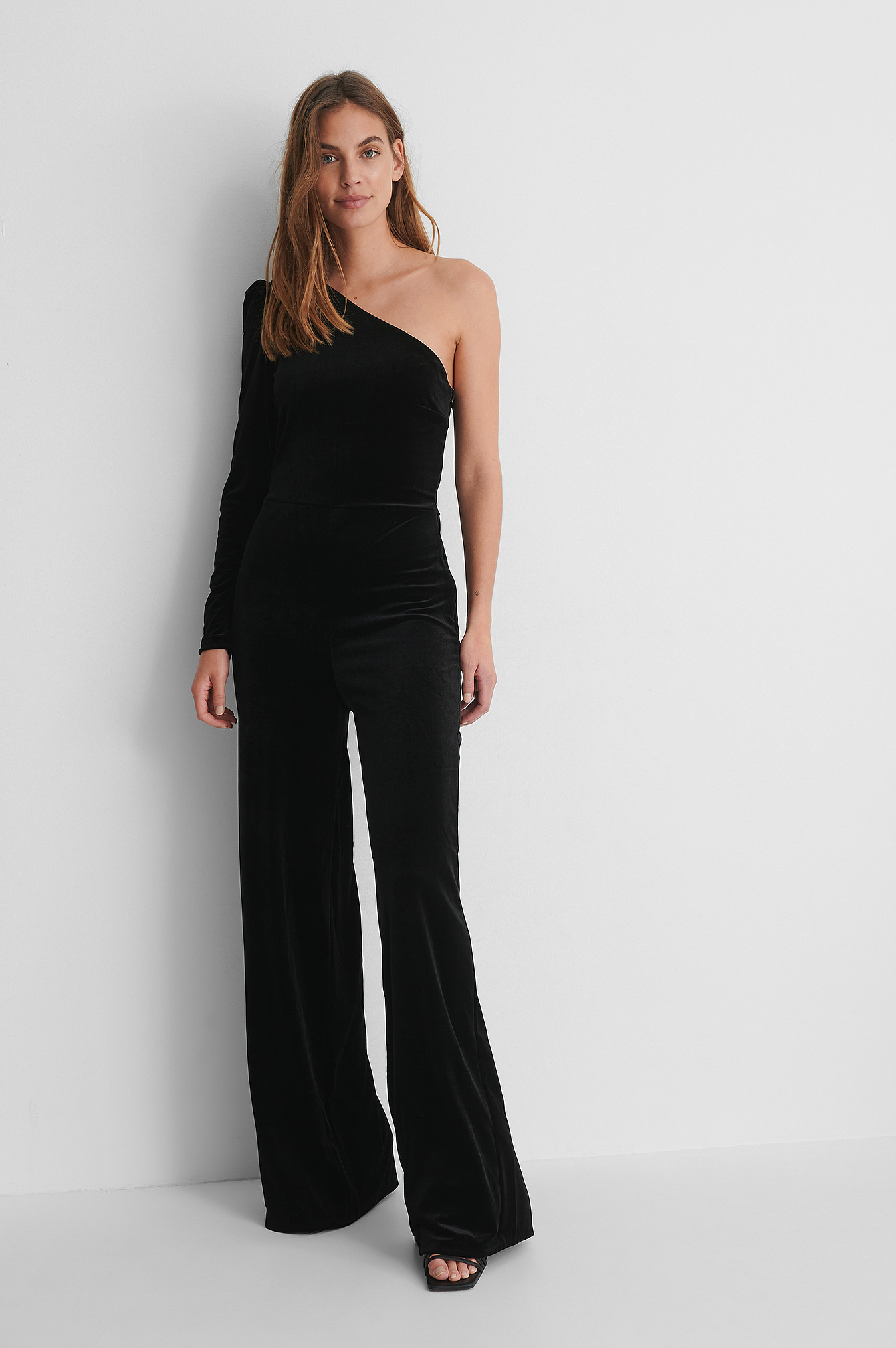 mango -  Jumpsuit - Black