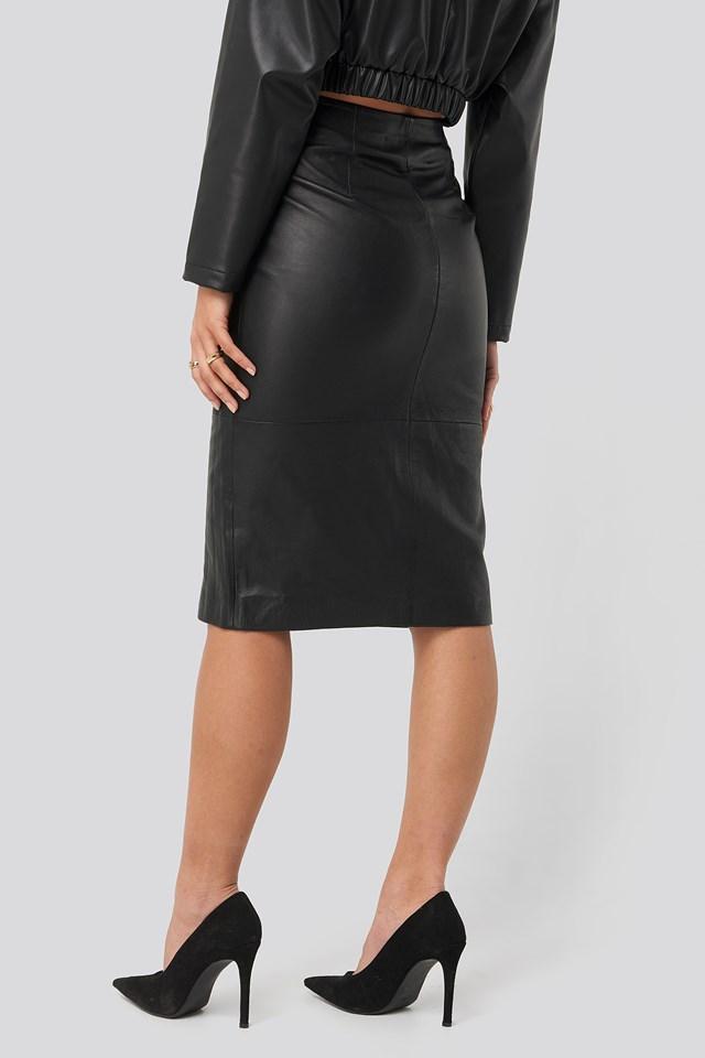 Silvia Skirt Black
