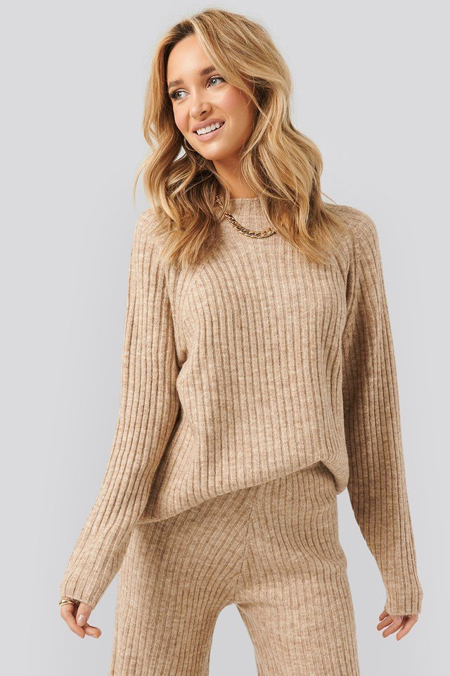 Soul Sweater Camel
