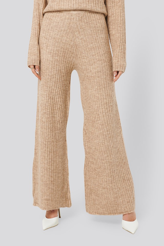 Soul Trousers Camel