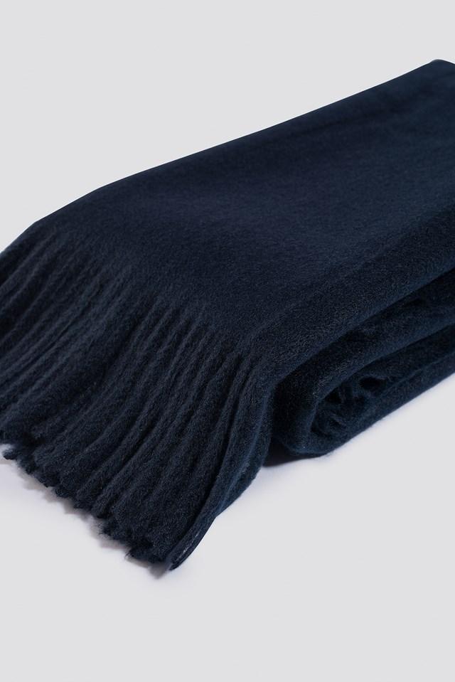 Sweet Scarf Dark Blue