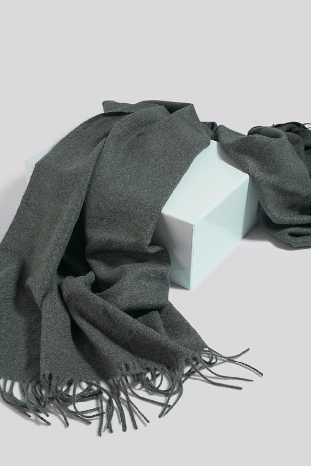 Sweet Scarf Medium grey