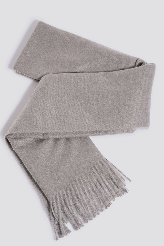 Sweet Scarf Gray