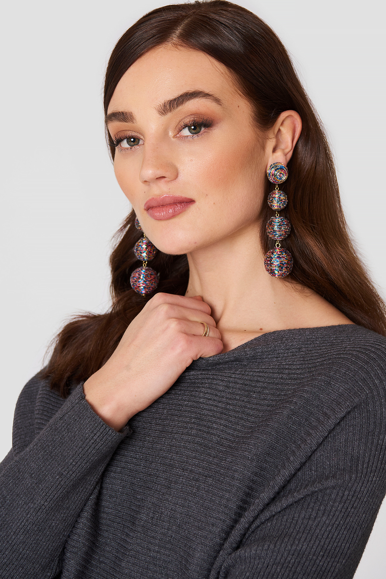 Tassels Pendant Earrings NA-KD.COM
