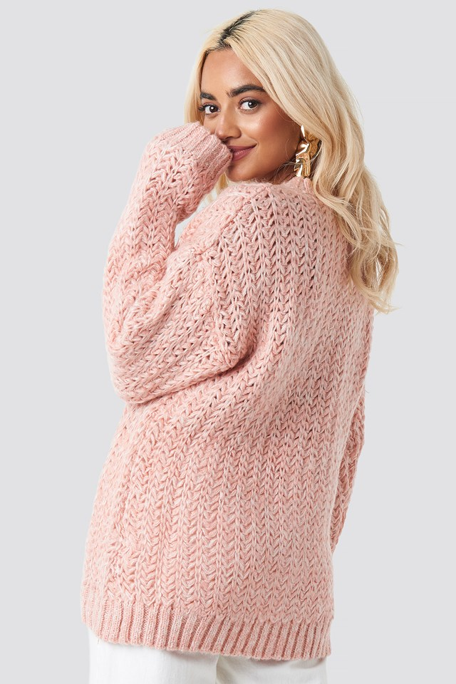 Tauro Sweater Pink