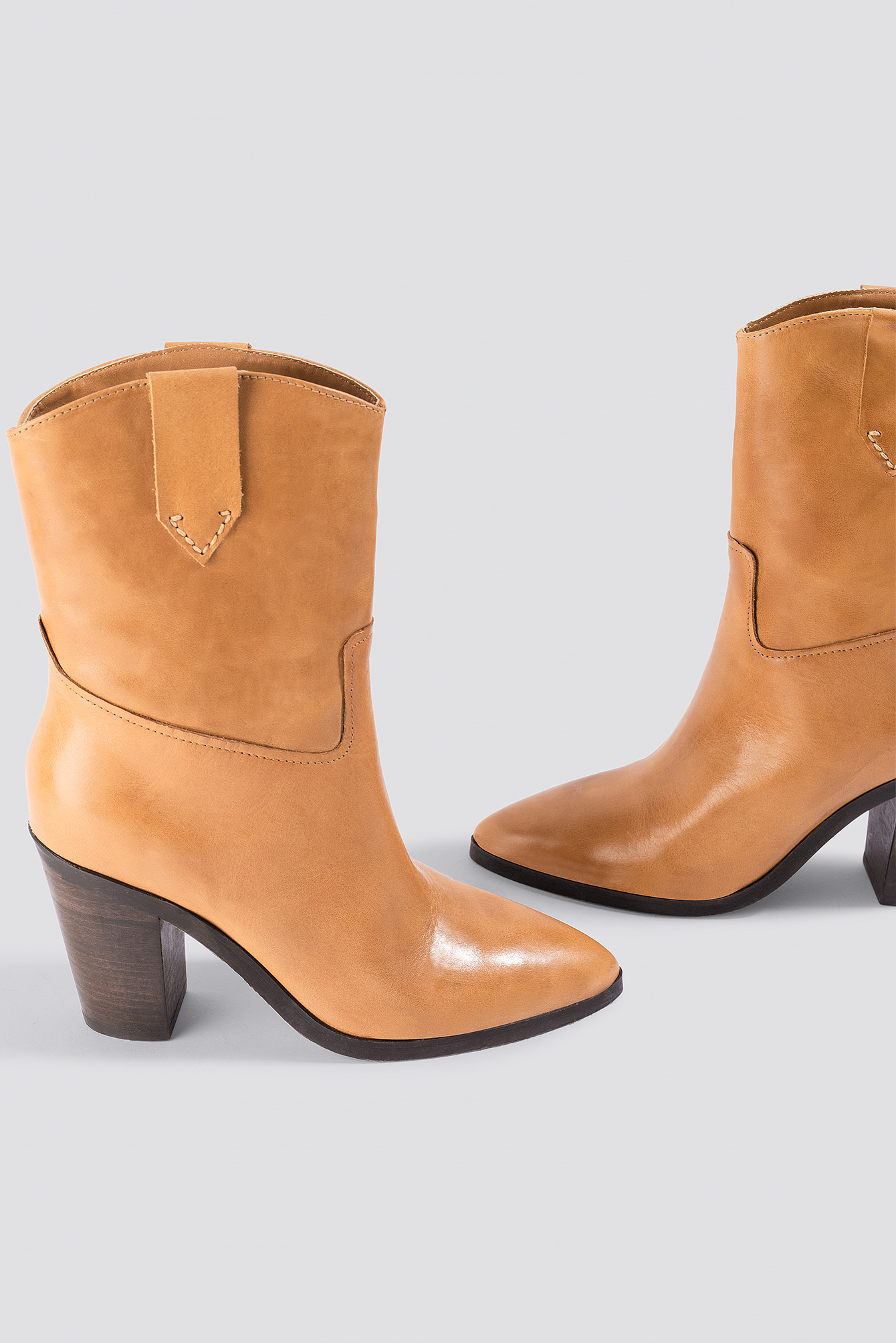 Texas Ankle Boots NA-KD.COM