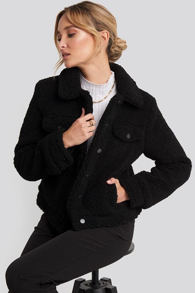 Texas Jacket Black