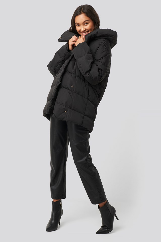 Tokyo Anorak Jacket Black