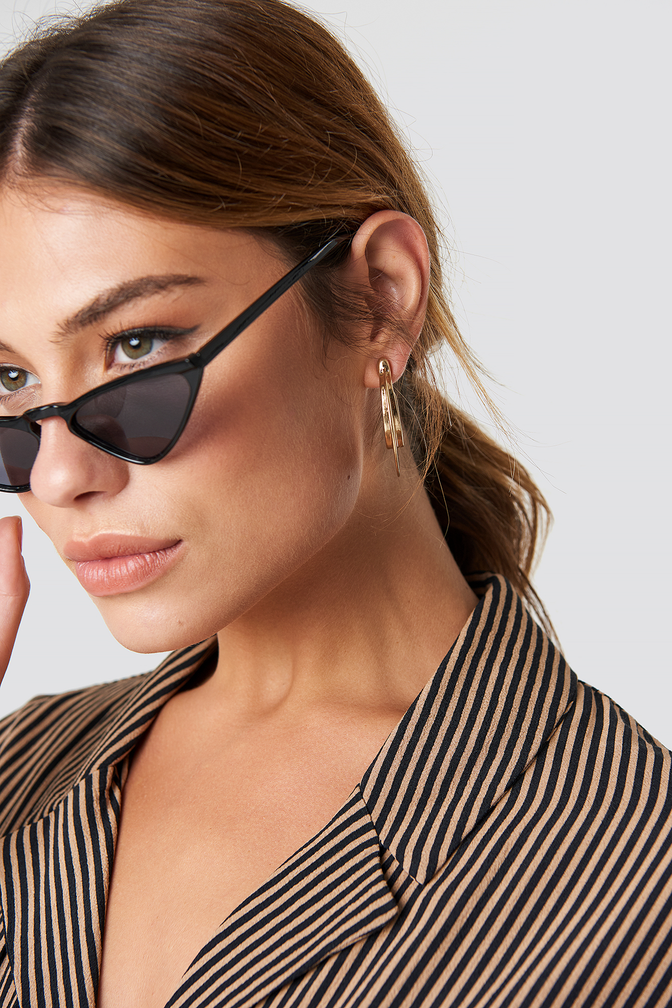 Okulary przeciwsłoneczne Topbar NA-KD.COM