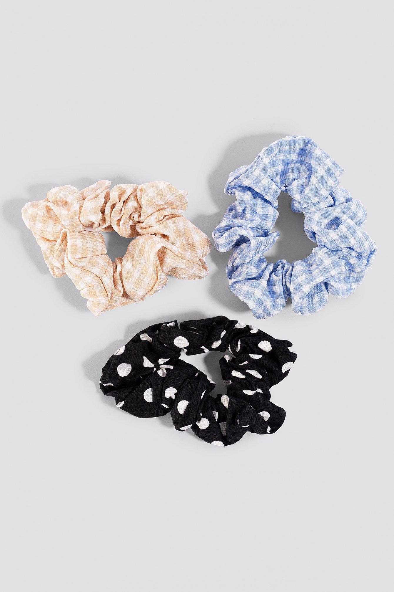 Topito Hairclip 3-pack NA-KD.COM