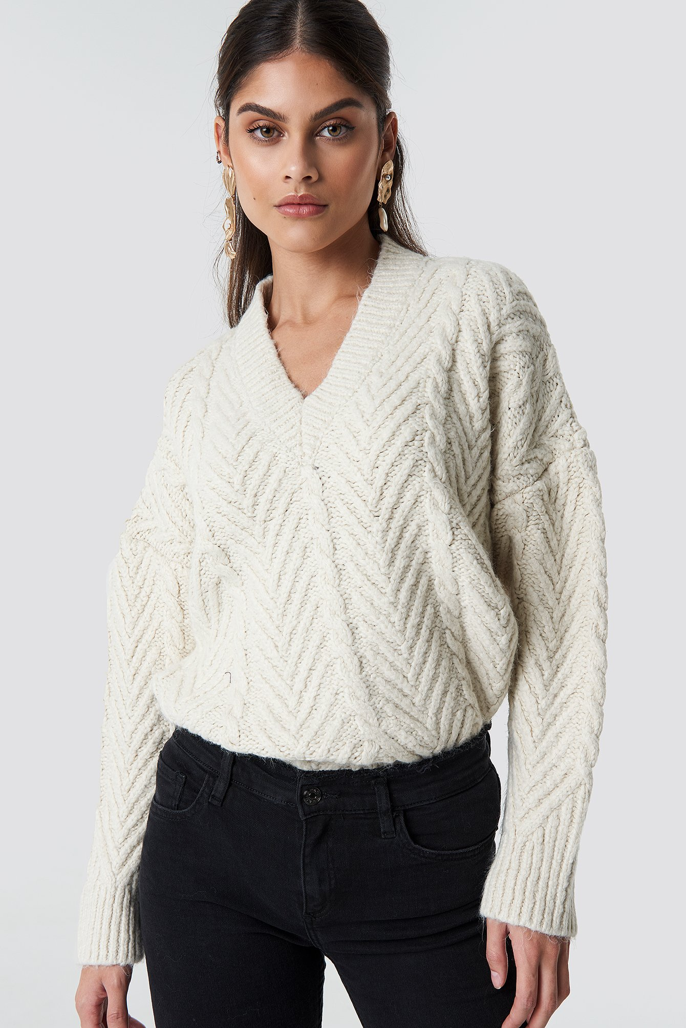 Ecru Toulouse Sweater