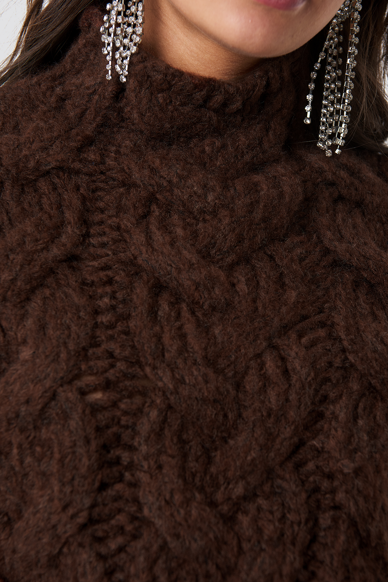 Trenzas Sweater NA-KD.COM
