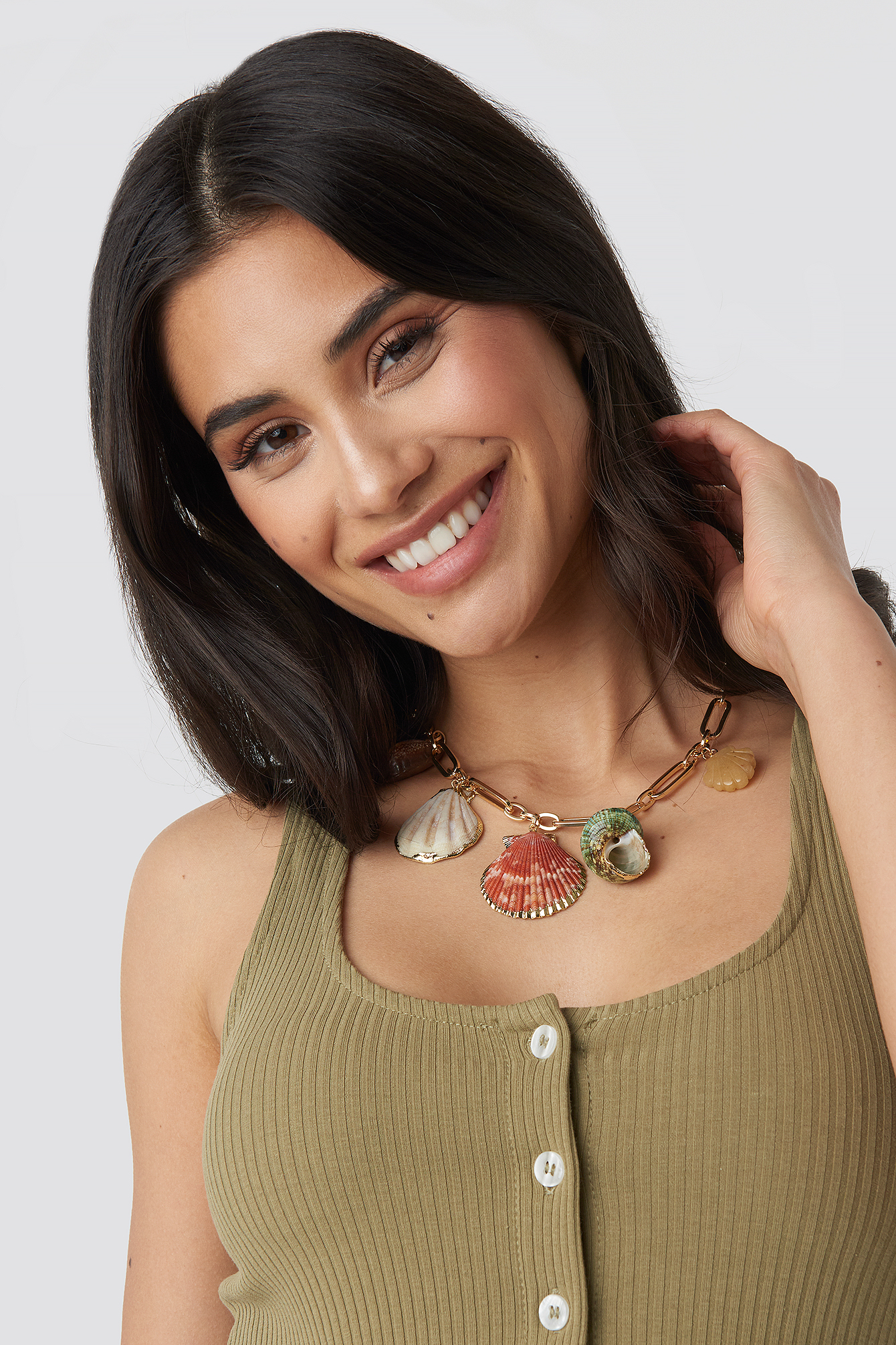 Tulum Necklace NA-KD.COM