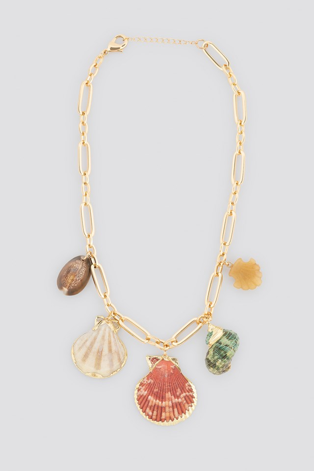 Tulum Necklace NA-KD.COM