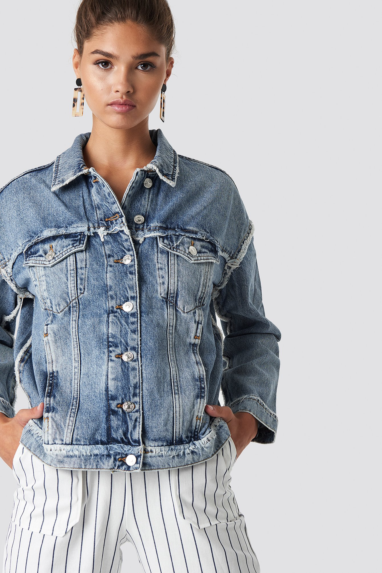Urban Denim Jacket NA-KD.COM