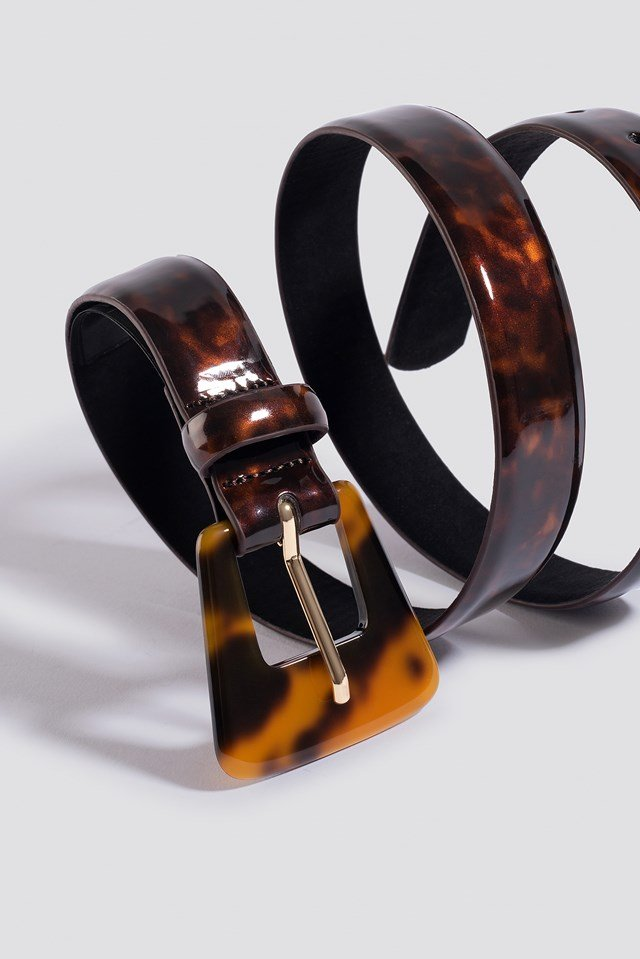 Valencia Belt Black