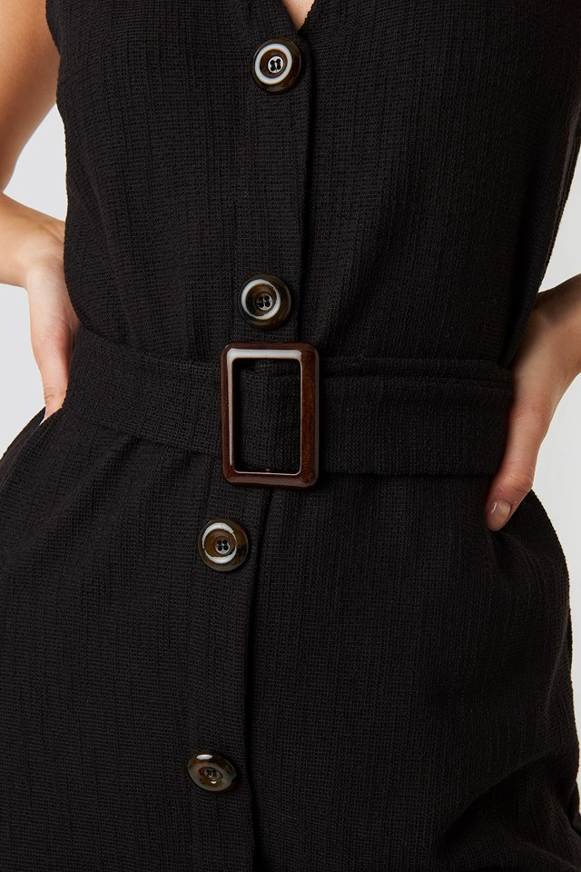 Vesis Dress Black