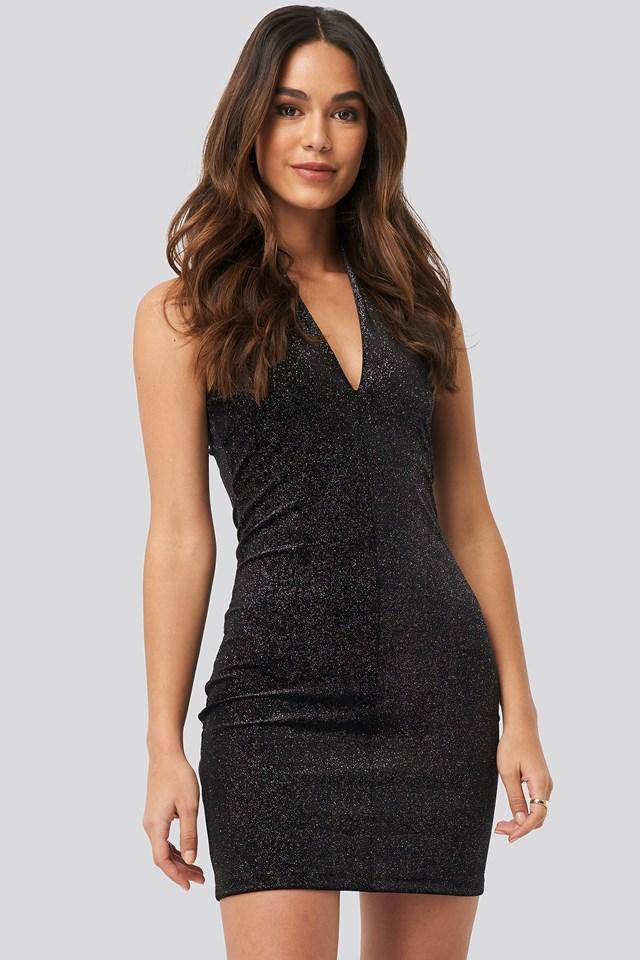 Vilu Dress Black