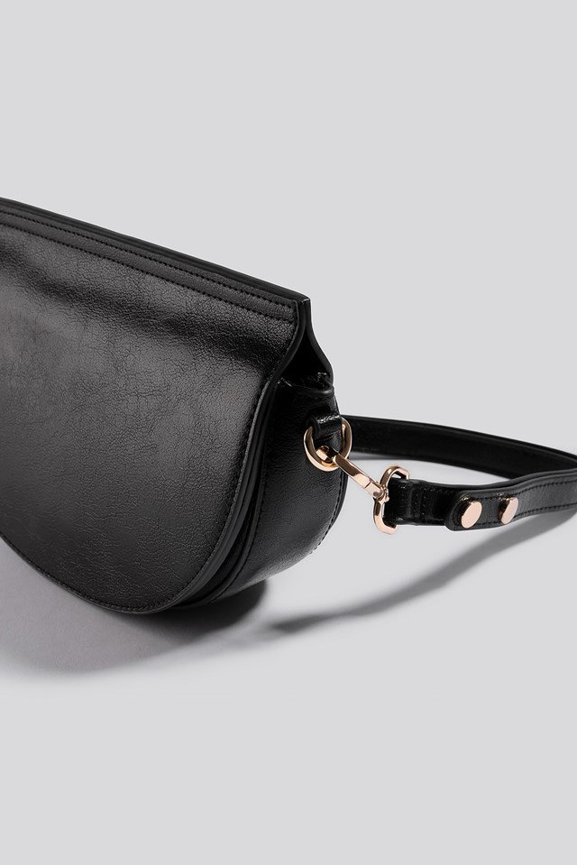 Vincenzo M Bag Black