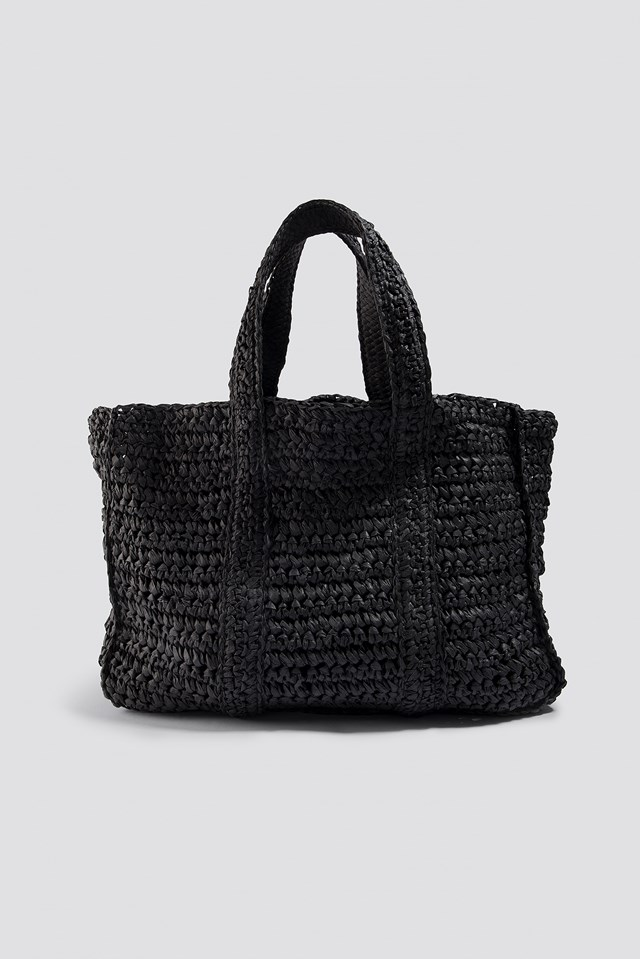 Wheat P Bag Black
