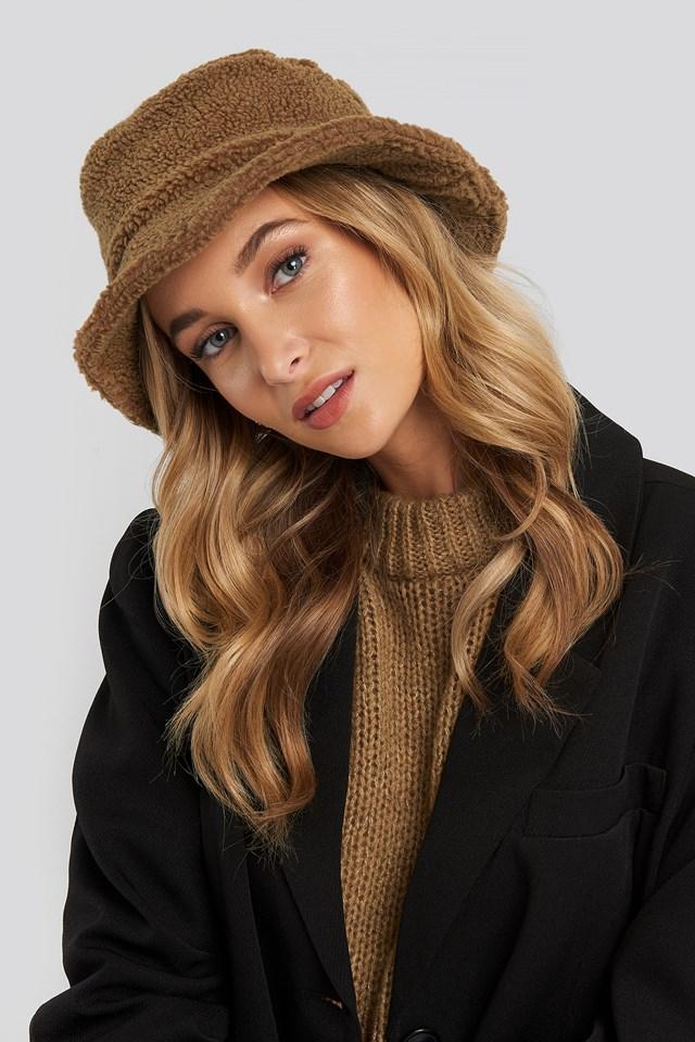 Winnie Hat Caramel