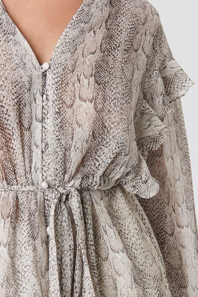 Winona Shirt Grey