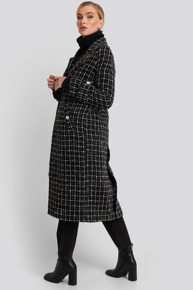 Wintour Coat Black