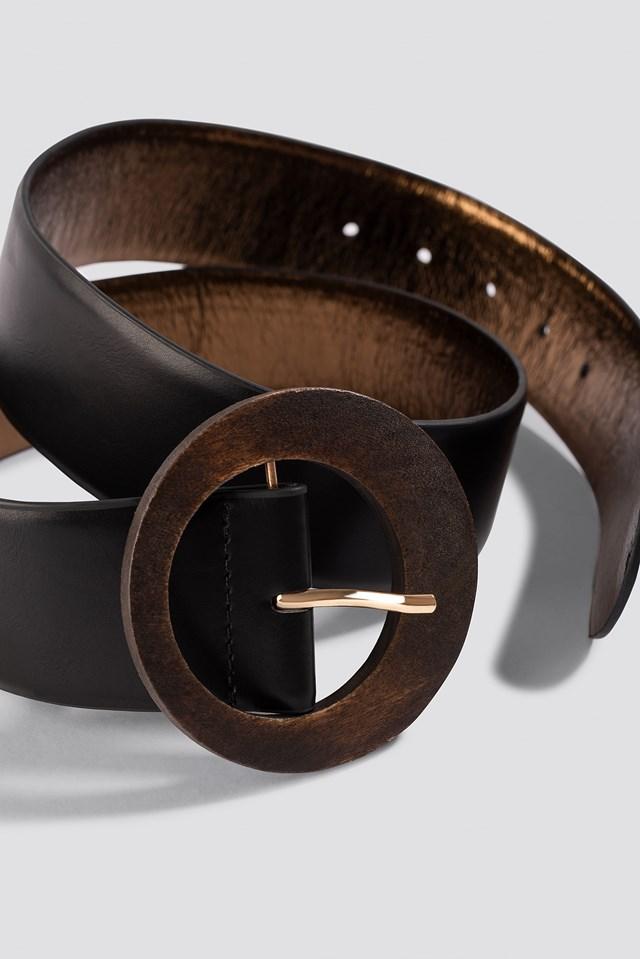 Wood Belt NA-KD.COM