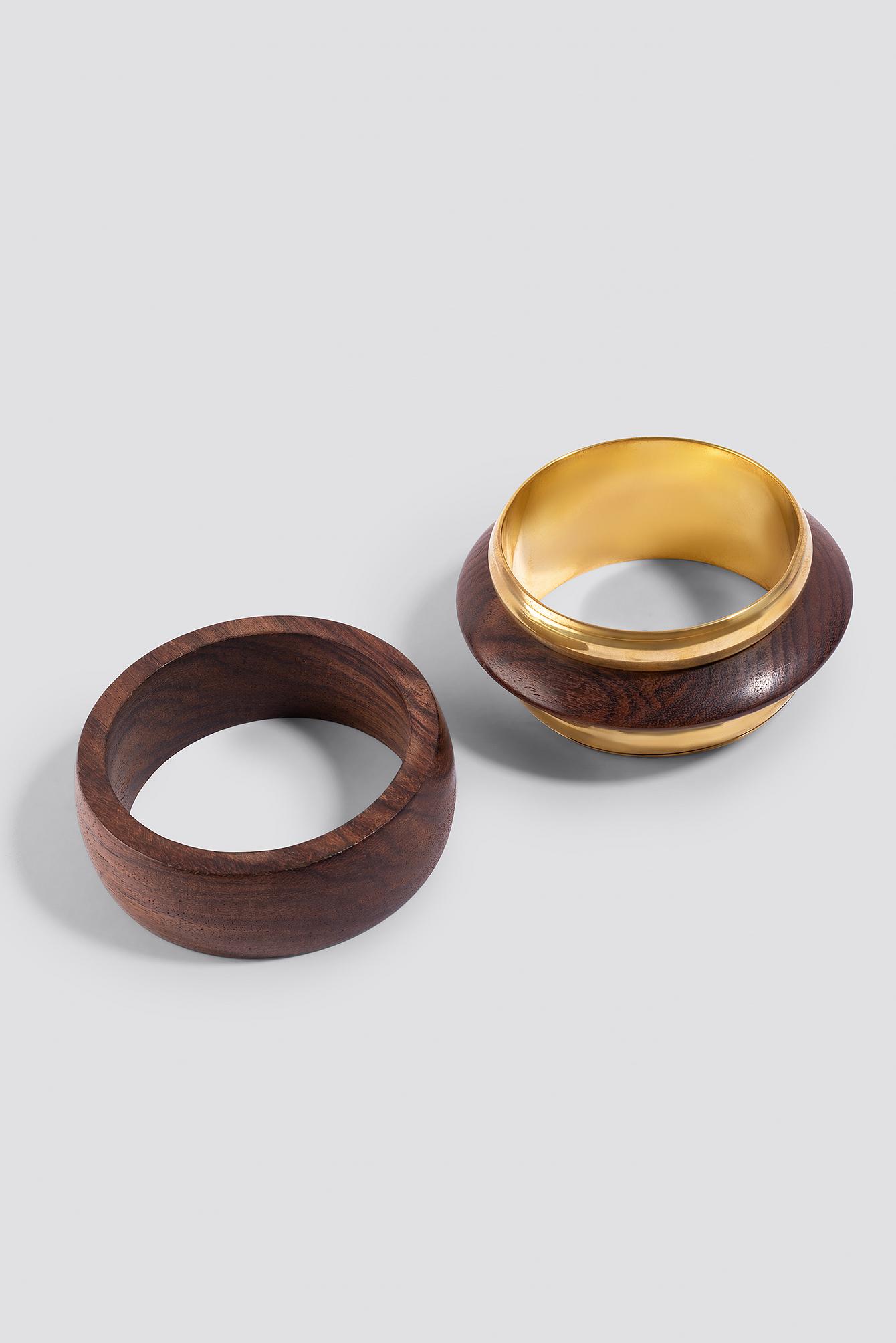 Wood Bracelet NA-KD.COM