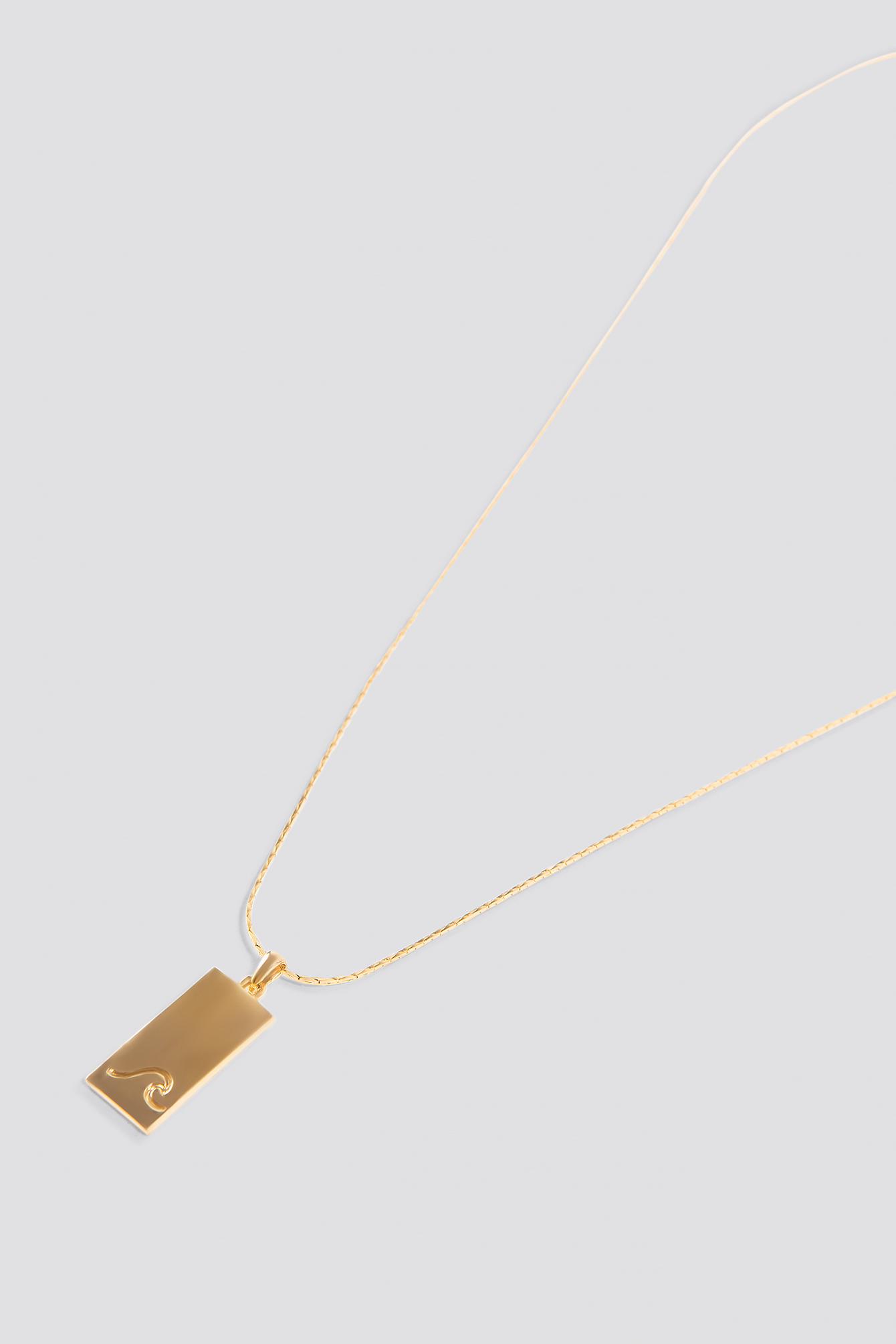 Wave Necklace NA-KD.COM