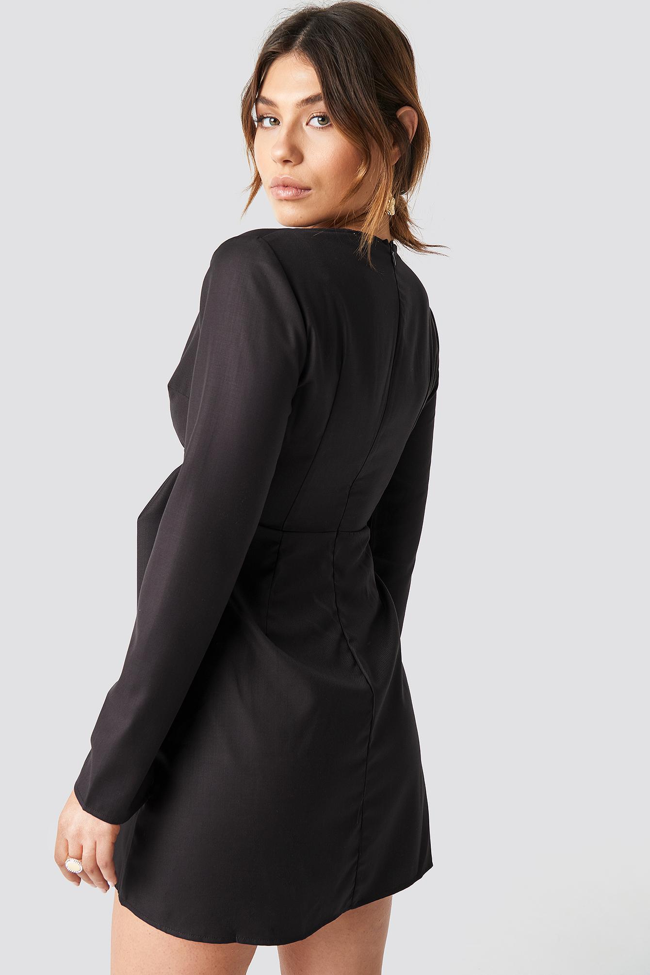 Knot Mini Dress NA-KD.COM
