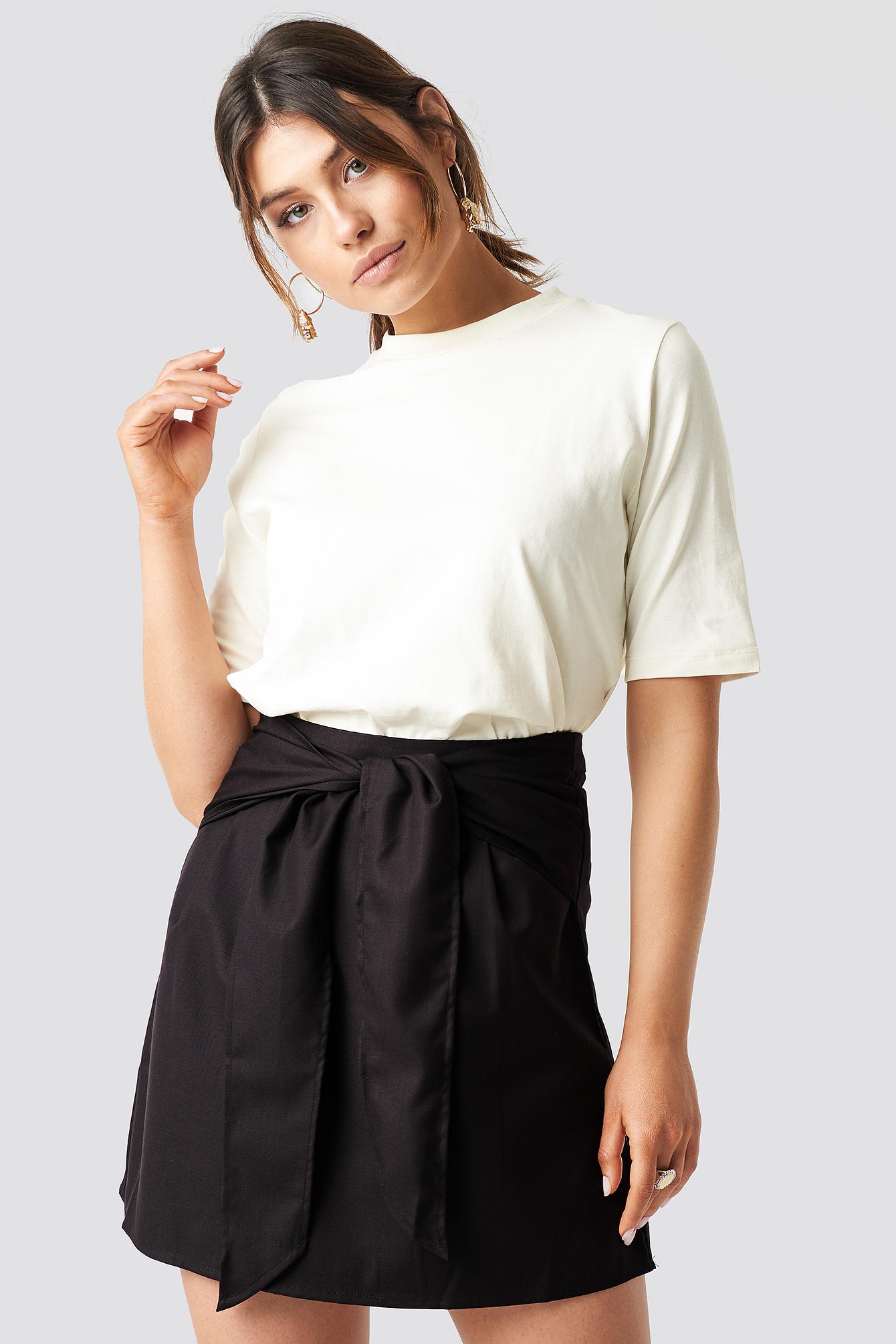 Knot Mini Skirt NA-KD.COM