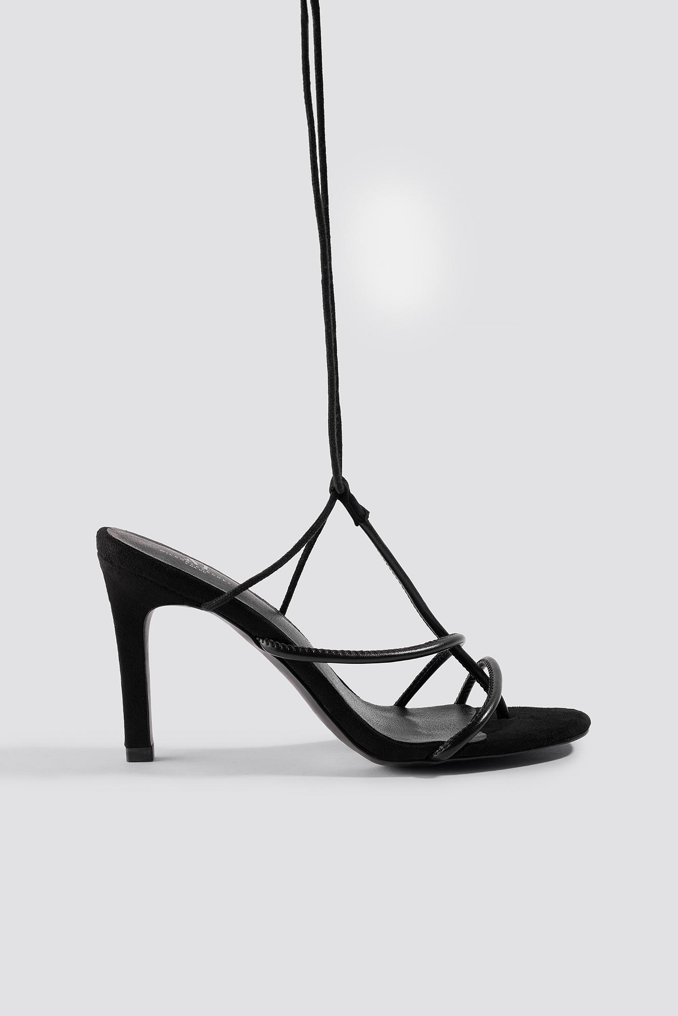 Strappy Sandal NA-KD.COM