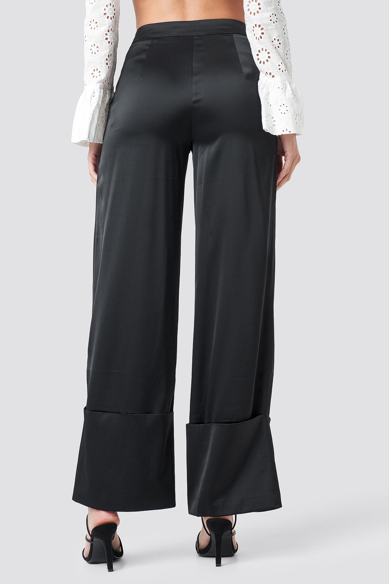 Cuffed Pants NA-KD.COM