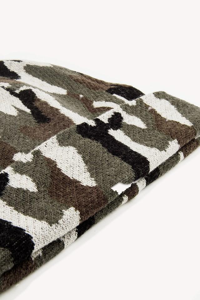 Alyson Hat Camuflage