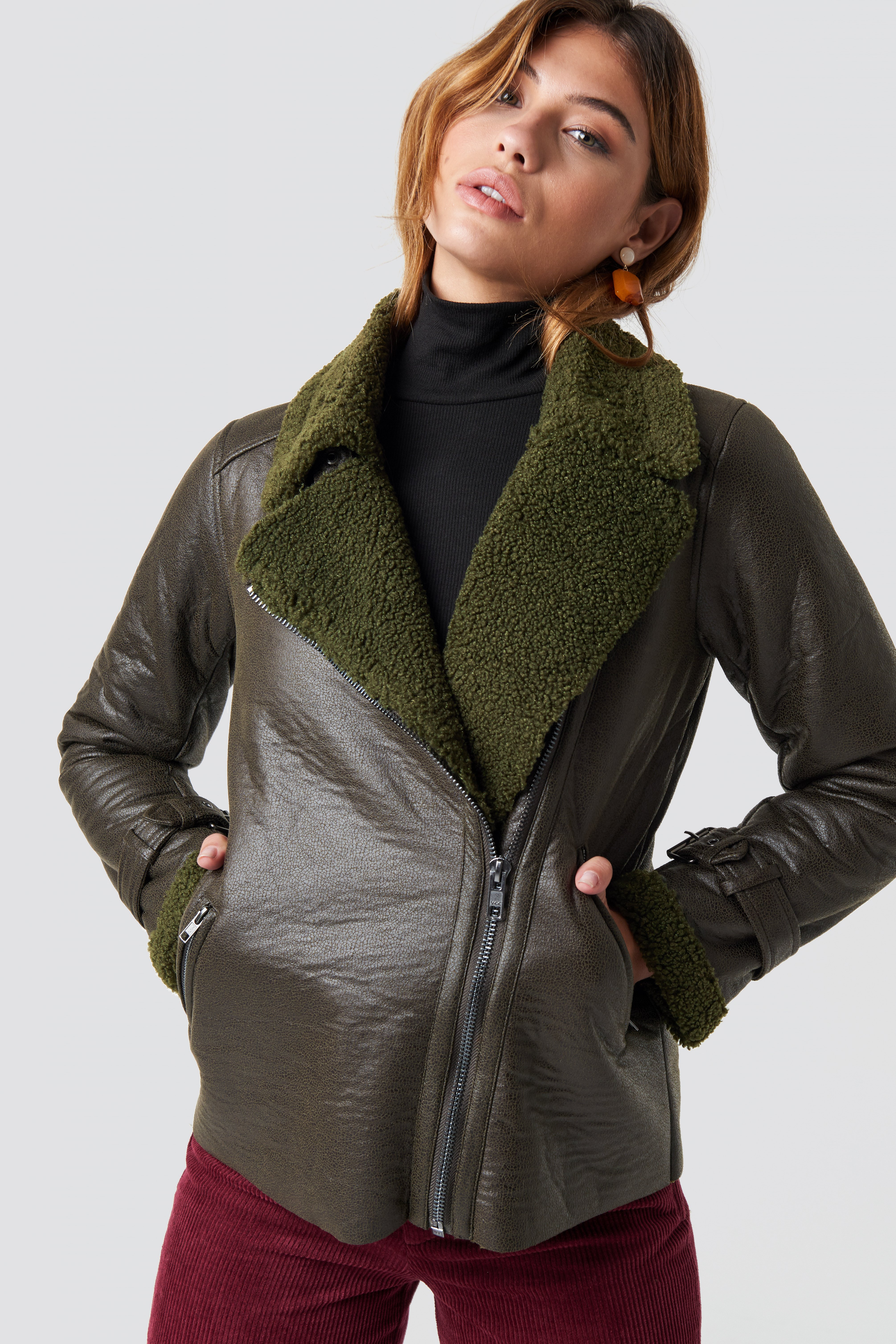 minimum -  Litka Jacket - Green