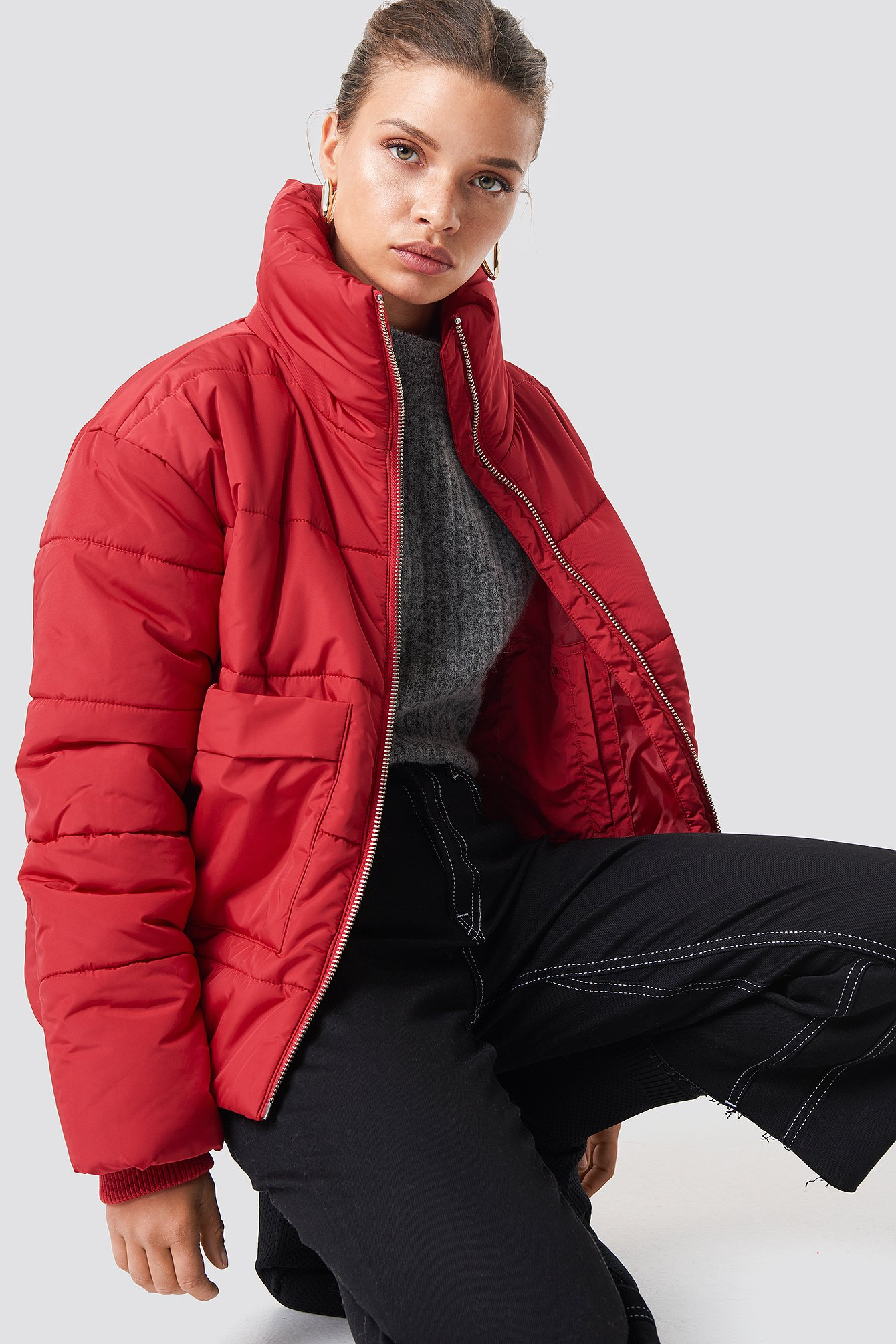 minimum -  Lonia Jacket - Red