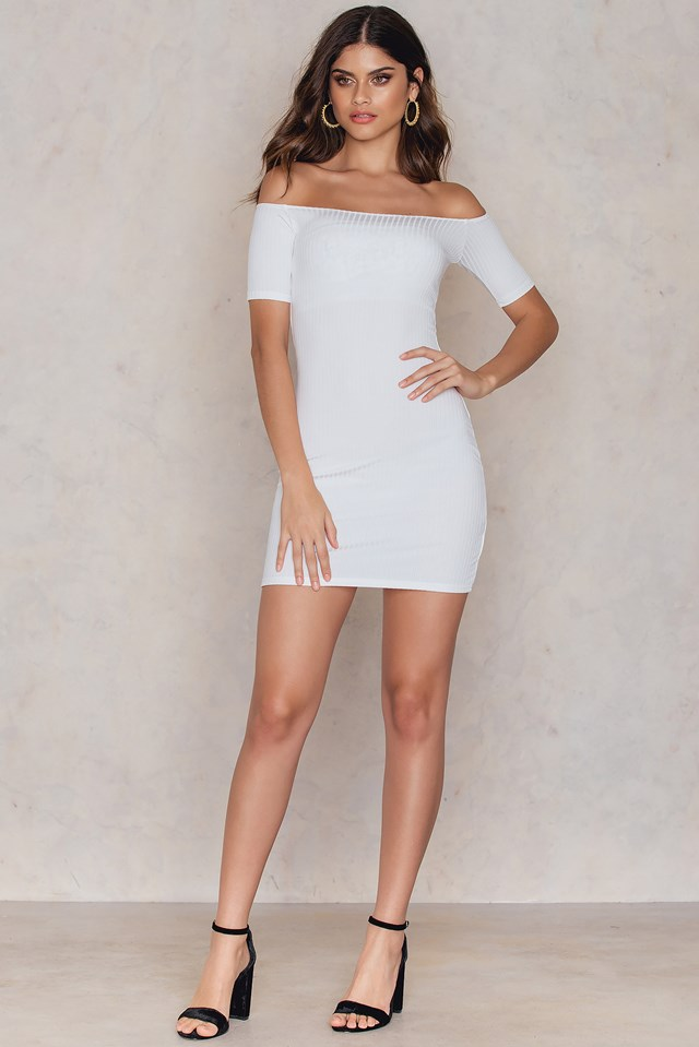 Alessa Dress Ivory