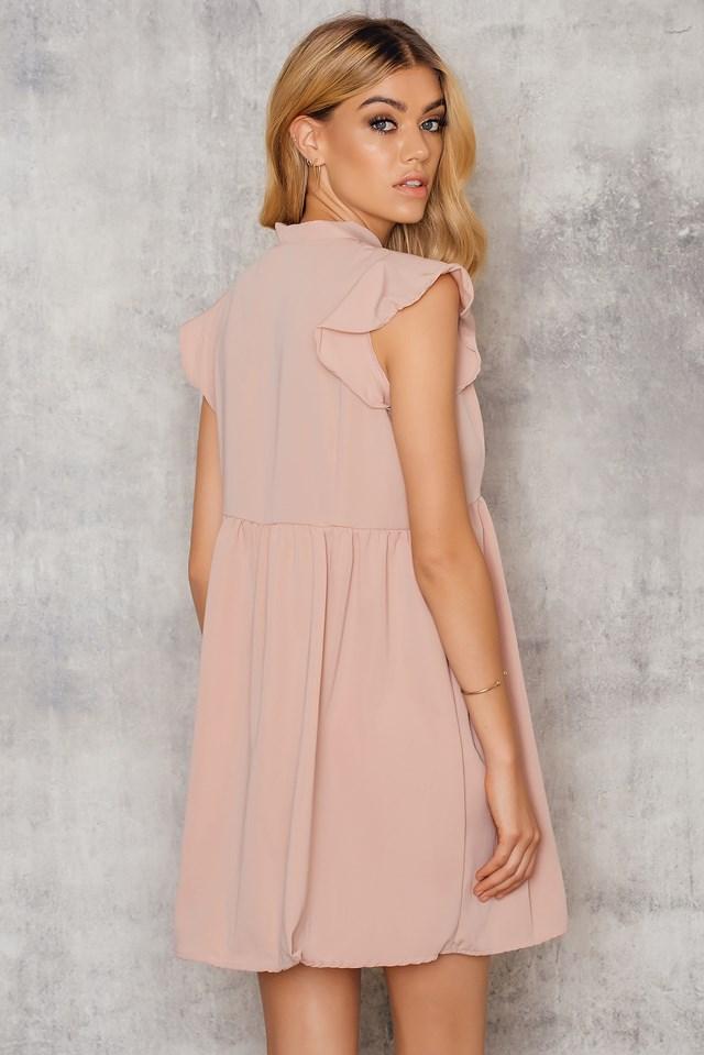 Clover Dress Blush