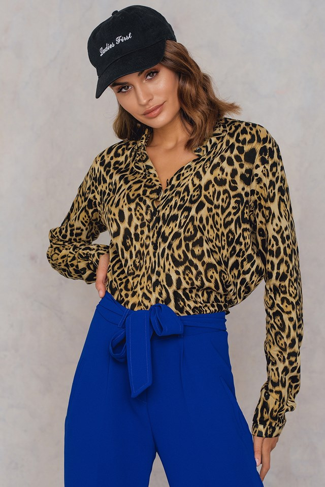 Koszula Disam Leopard