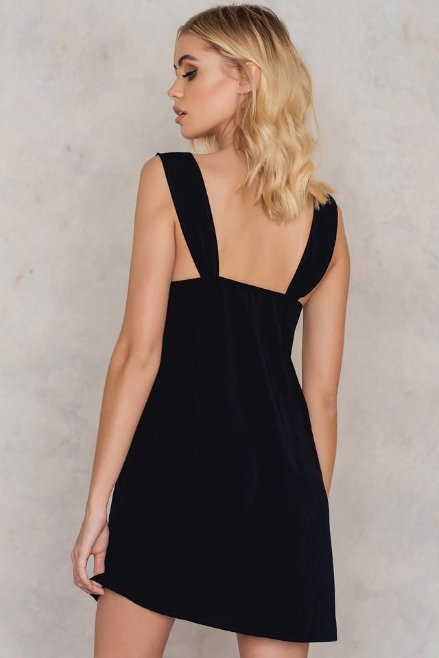 Flore Dress Black