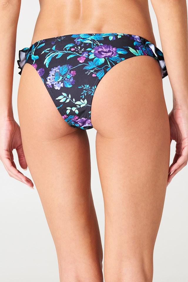 Ilona Bikini Bottom Violet Dreams