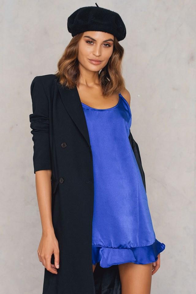 Keylo Dress Royal Blue