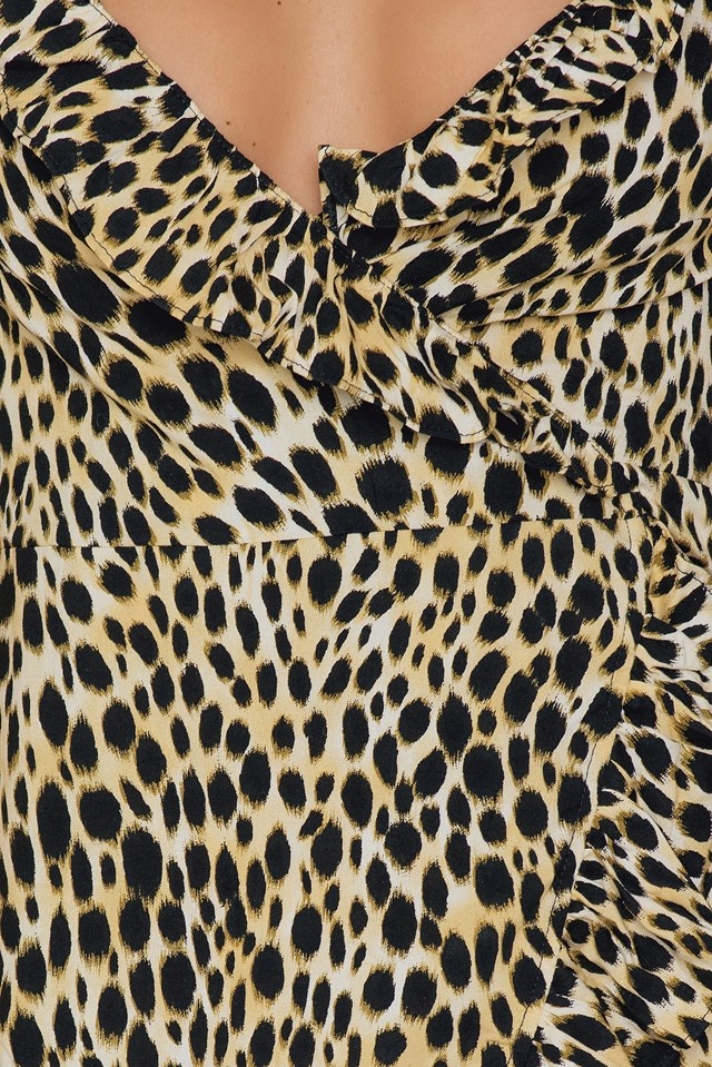 Lasky Dress Cheetah