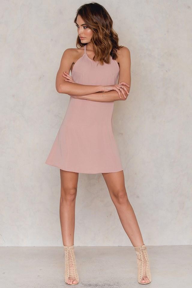 Linikai Dress Blush