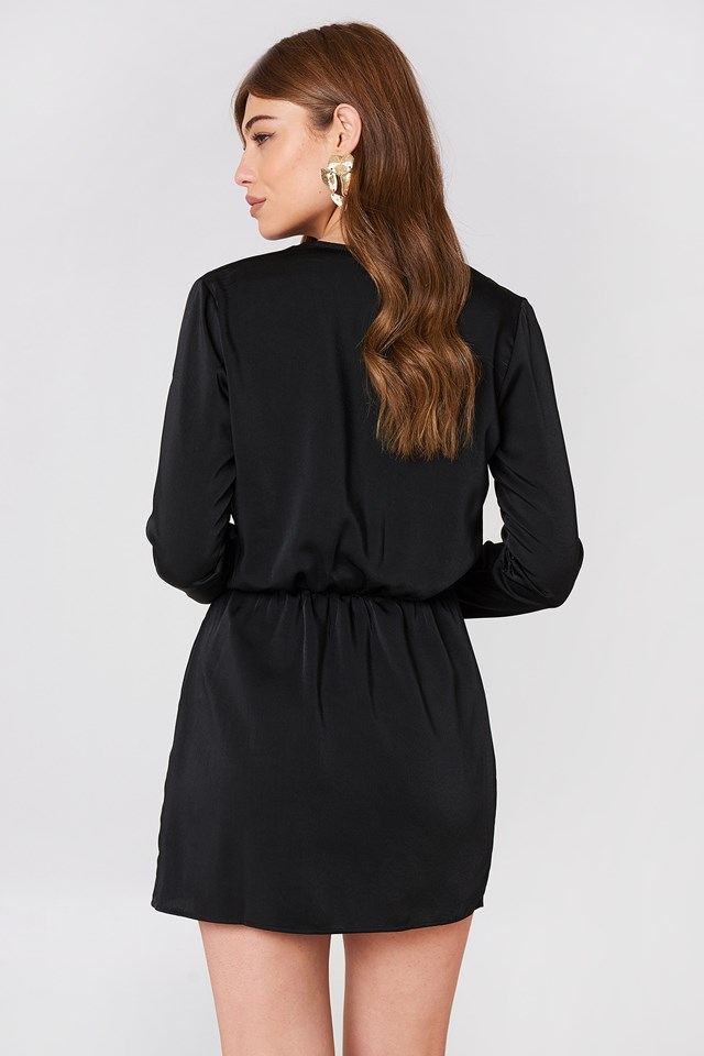 Malena Dress Black