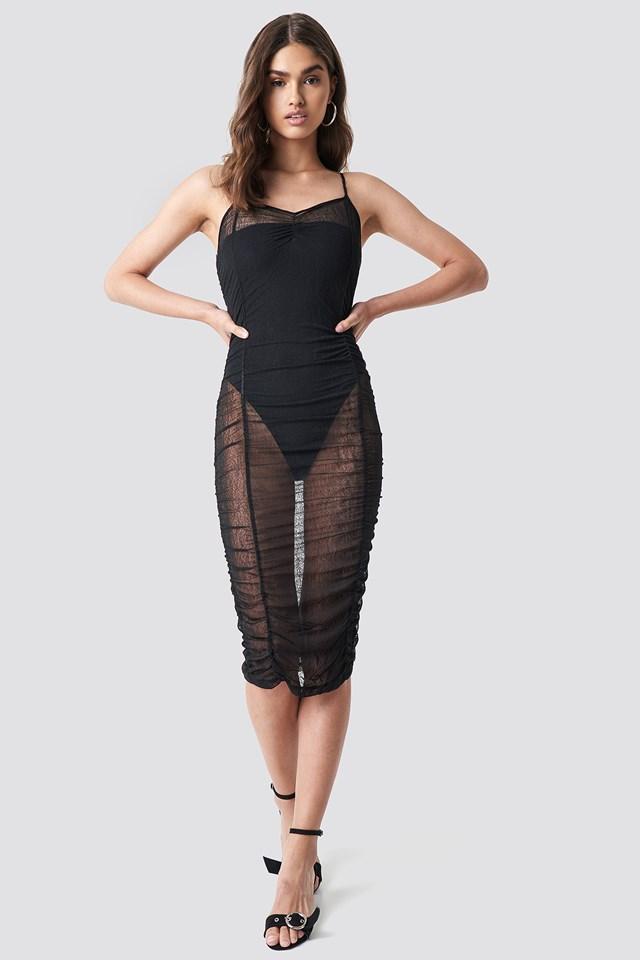 Mauna Dress Black