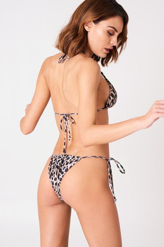 Mone Bikini Top Cheetah