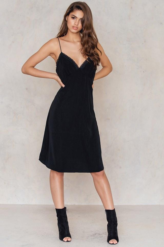 Nita Dress Black