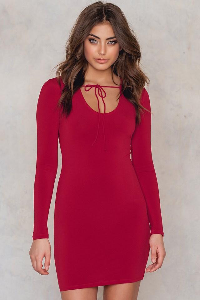 Sukienka Ramona Heart Red